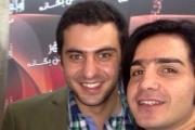 عکسی جالب از محسن یگانه و علی ضیاء در کنار هم!