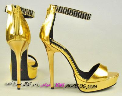 مدل جدید عکس کفش های زنانه
