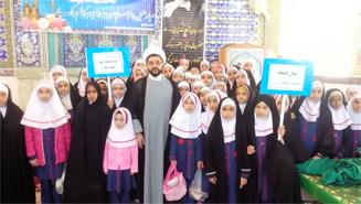 حضور مدارس در نماز جمعه