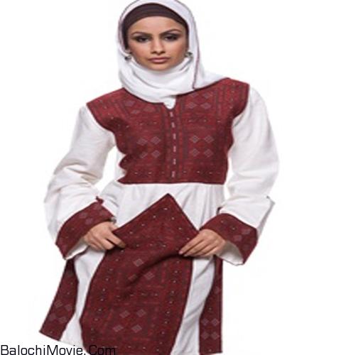 مدل های جدید لباس زنانه و دخترانه بلوچی-سری 2