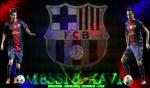 والپیپر تیم بارسلونا