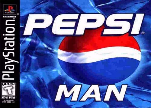 بازی پپسی من