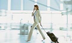 داستان زنی در فرودگاه