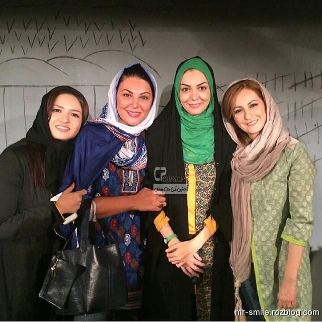 عکس بازیگران حدید