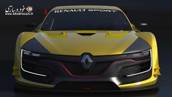 رونمایی رنو ازمدل Renaultsport R.S. 01/ عکس