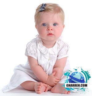 به دنیا آمدن نوزادی با چهارگوش و دو بینی / تصاویر
