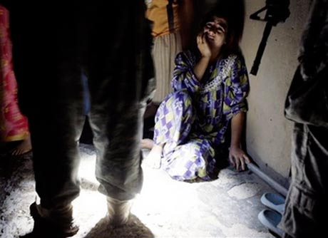 تجاوز تکفیریها به ۶۰ دختر در الانبار عراق