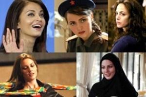 نگاهی به پوشش بازیگران خارجی در سینمای ایران