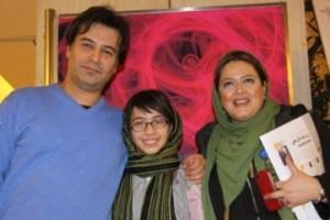 عکس: جشن تولد 17سالگی دختر بهاره رهنما و پیمان قاسم خانی