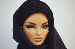 تولید عروسک باربی مسلمان!! /عکس