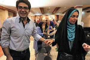 فرزاد حسنی و آزاده نامداری از هم جدا شدند؟!