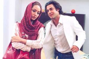 همکاری مجدد زوج محمدرضا گلزار و مهناز افشار در یک اثر نمایش خانگی