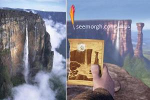 ۸ مکان دیدنی واقعی که دیزنی از آنها الهام گرفته است!! + عکس