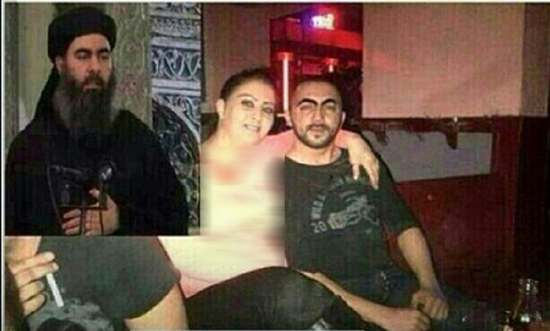 هویت واقعی ابوبکربغدادی فاش شد/عکس