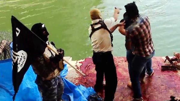 جدیدترین جنایت هولناک داعش / عکس (18+)