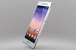 تولید تلفن های هوشمند با صفحه نمایش یاقوت کبود توسط هوآوی