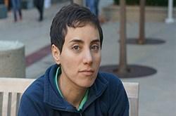 یک ایرانی اولین برنده زن جایزه جهانی ریاضیات شد
