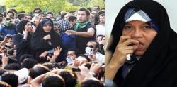 فائزه هاشمی: خاتمی خیلی خیانت کرد!