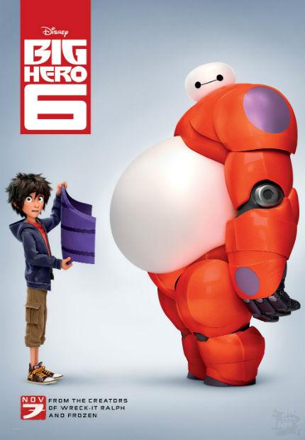 دانلود انیمیشن انیمیشن Big Hero 6,