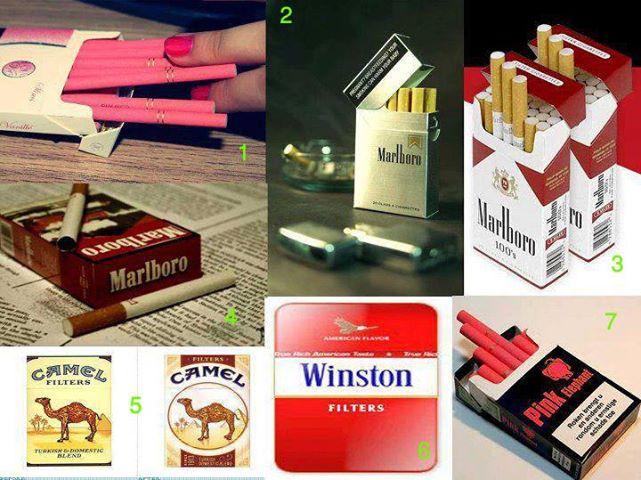سیگاریاش جواب بدهند کدوم سیگار؟
