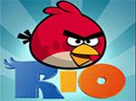 بازی پرندگان خشمگین ورژن Angry Birds Rio Game