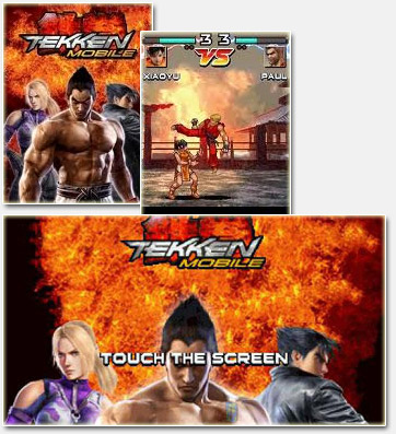 tekken for java