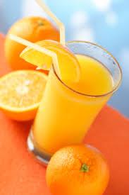 طرز تهیه شربت پرتغال