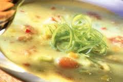 طرز تهیه آووکادو و سبزیجات