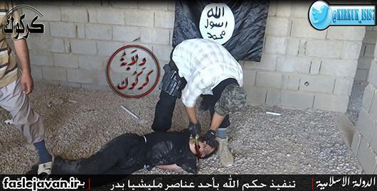 تصاویری تلخ از کشتن کردها در کردستان عراق توصت تروریست های داعش