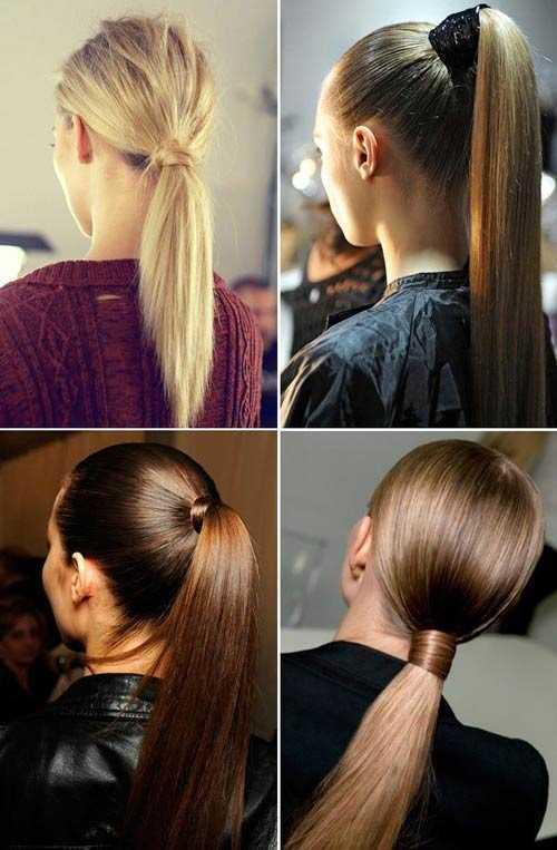 انواع مدل مو دخترانه در انواع رنگ وطرح