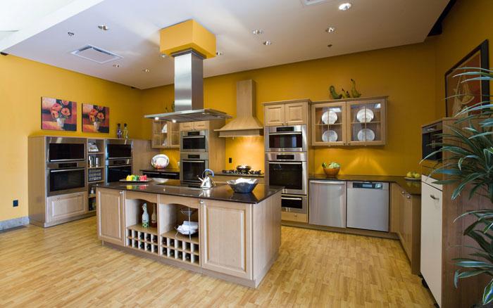 انواع مدل های دکوراسین آشپزخانه.(Kitchen Dkvrasyn models)
