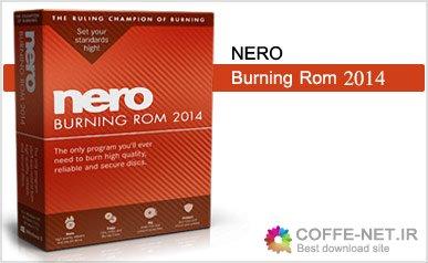 دانلود نرم افزار قدرتمند و محبوب نرو Nero Burning RomExpress 15.1 2014