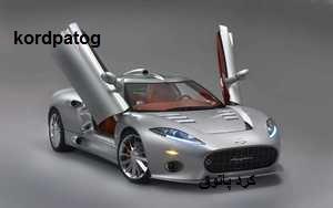 نفس های آخر شرکت خودروسازی هندی اسپایکر + عکس