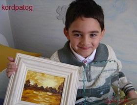 کودک 5 ساله رکورددار جوانترین نویسنده جهان