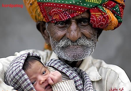 پیرترین پدر دنیا