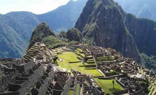 برترین بناهای باستانی دنیا.