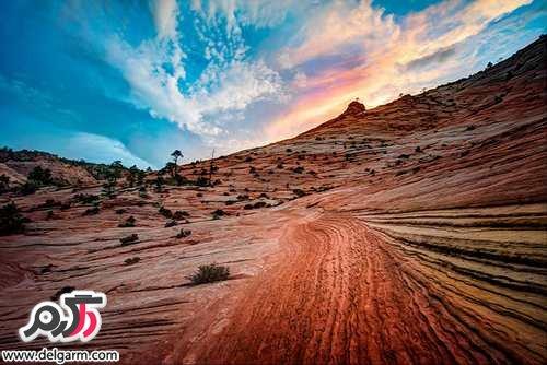 عکس های شگفت انگیز از طبیعت بکر سراسر جهان