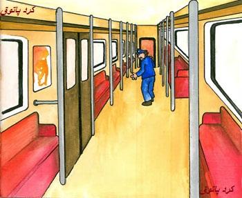 معمای قتل در قطار
