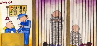 معمای رساندن پیغام در زندان