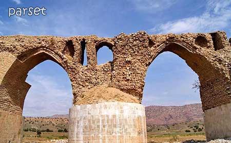 تصاویر پل تاریخی کشکان
