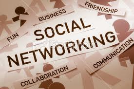مزایای حضور در شبکه های اجتماعی !