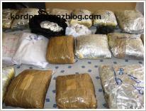 مواد مخدر و اعتیاد در شهرستان سردشت