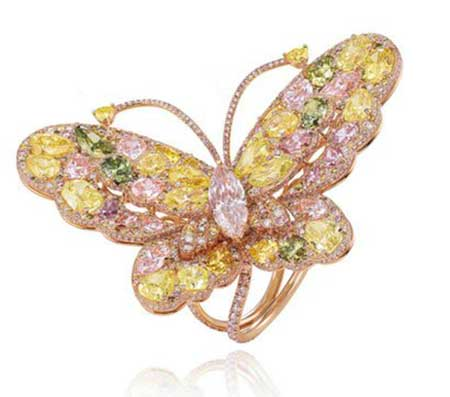 گلچینی از زیباترین جواهرات در جشنواره کن 2014