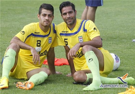 بیوگرافی مرتضی پورعلی گنجی، فوتبالیست