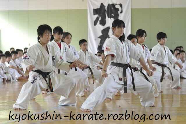 نام کاتاهای کیوکوشین کاراته