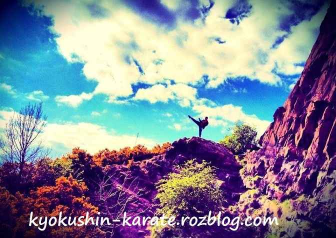 مرجع تخصصی کیوکوشین کاراته