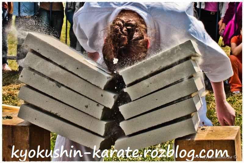 تمشیواری کیوکوشین کاراته