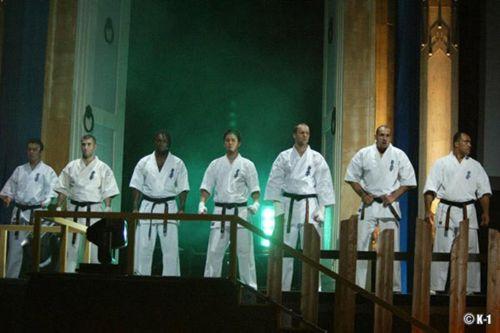 قهرمانان کیوکوشین کاراته