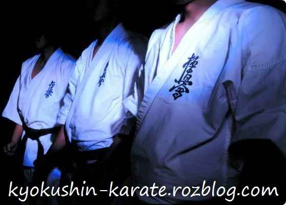 درجات مربیگری کیوکوشین کاراته