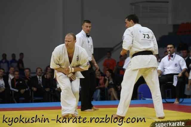 کیوکوشین کاراته